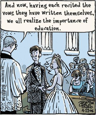 Education Marriage...