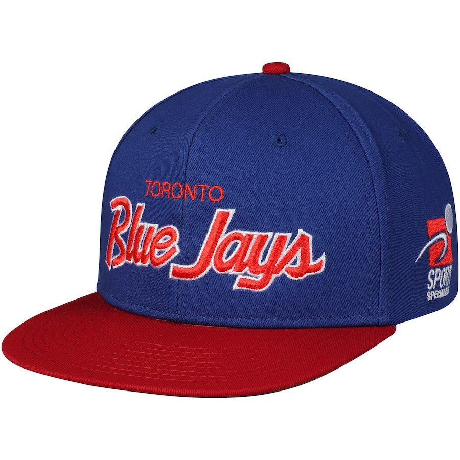 0873145e9fc Men s Toronto Blue Jays Nike Royal Pro Cap Sport Specialties Snapback  Adjustable Hat
