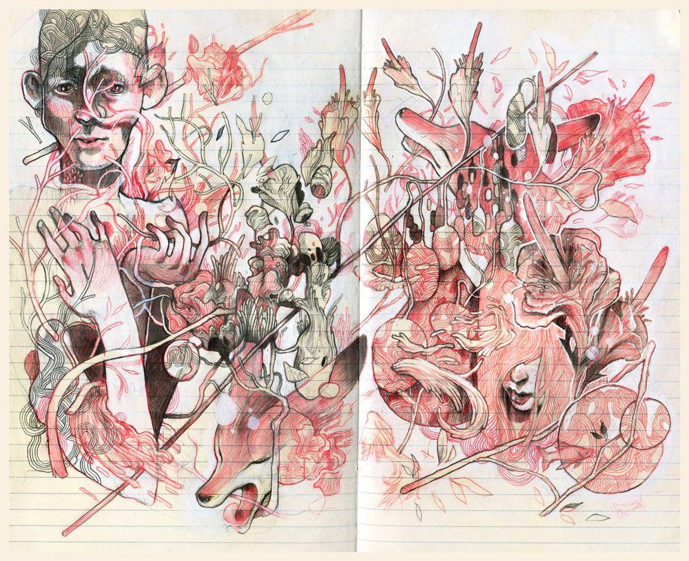 Illustrator spotlight thibault daumain illustrators spotlight