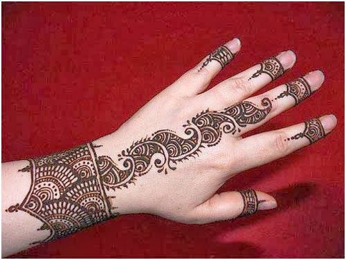 Mehndi Patterns What Are They : New mehendi designs helps to show lot of latest and simple