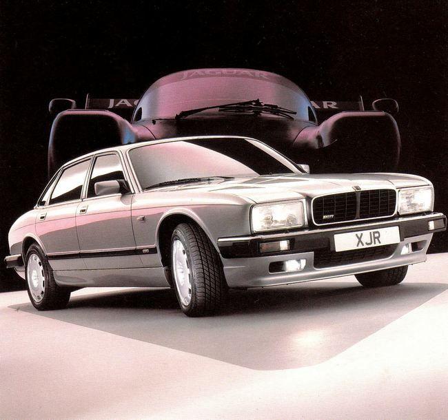 Jaguar Sport: 1991 Jaguar XJR Sport 4.0 Liter