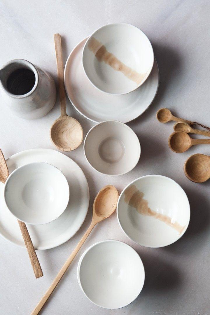zuidas menaje vajillas cermica corazn vajilla de cermica la cermica de diseo conjunto del diseo de la fotografa platos detalles
