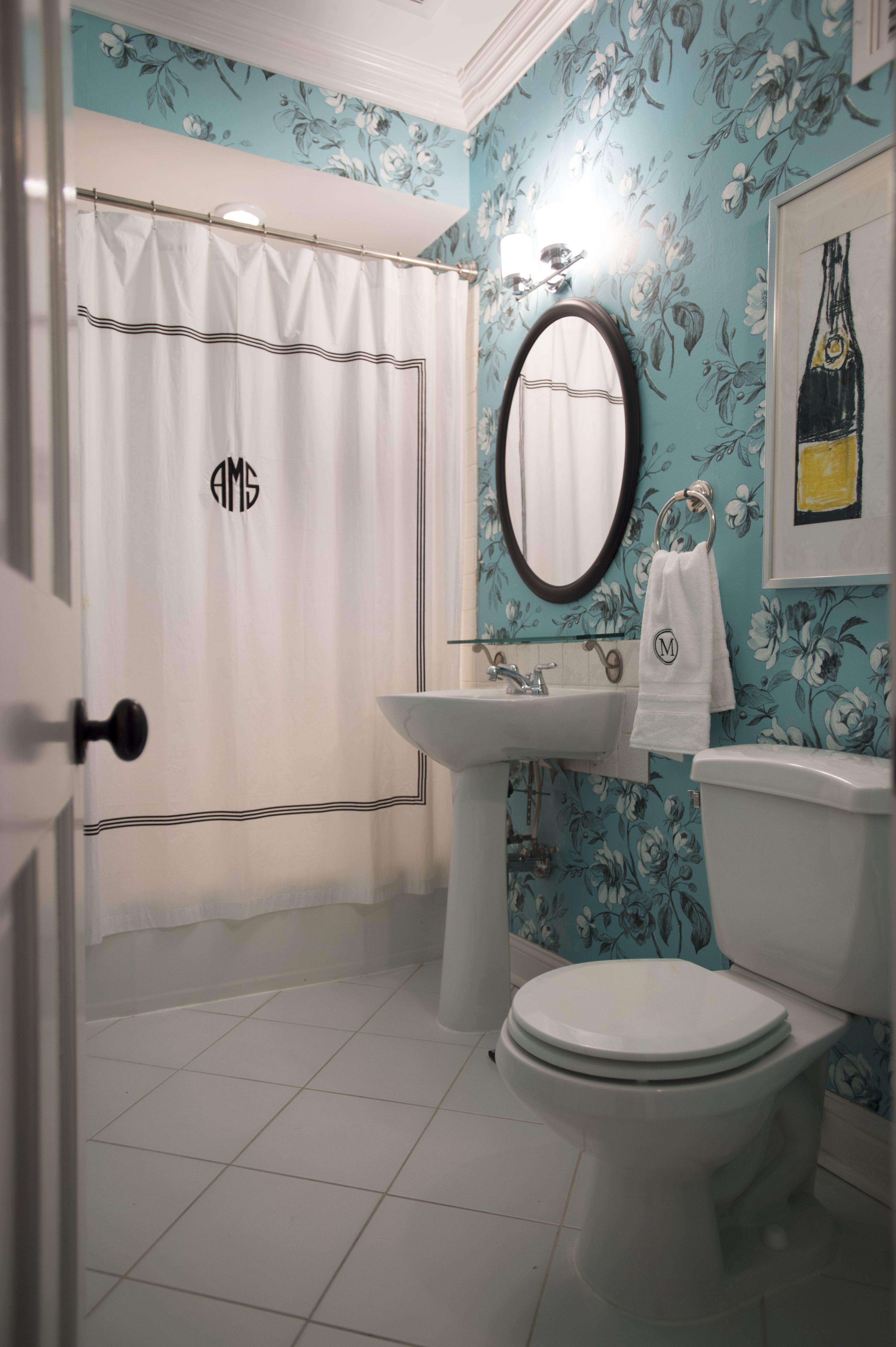 Anna Matthews Shares Her Design Sources With Images Shower