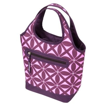 Rachael Ray Lunch Tote Purple Need A New Insulated