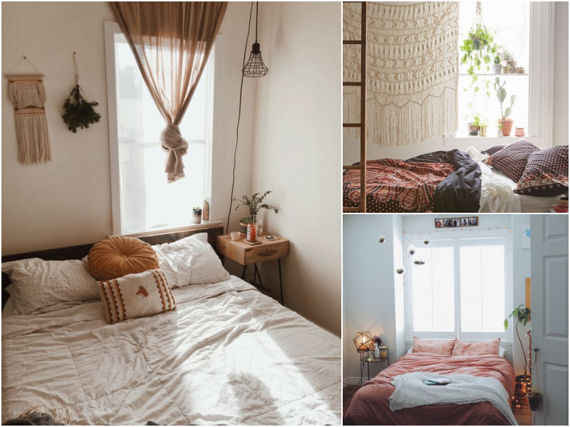 HOW TO CREATE AN UO-STYLED BEDROOM (REALLY CHEAP!)