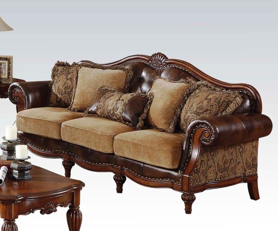 Paisley Couch Living Room Furniture