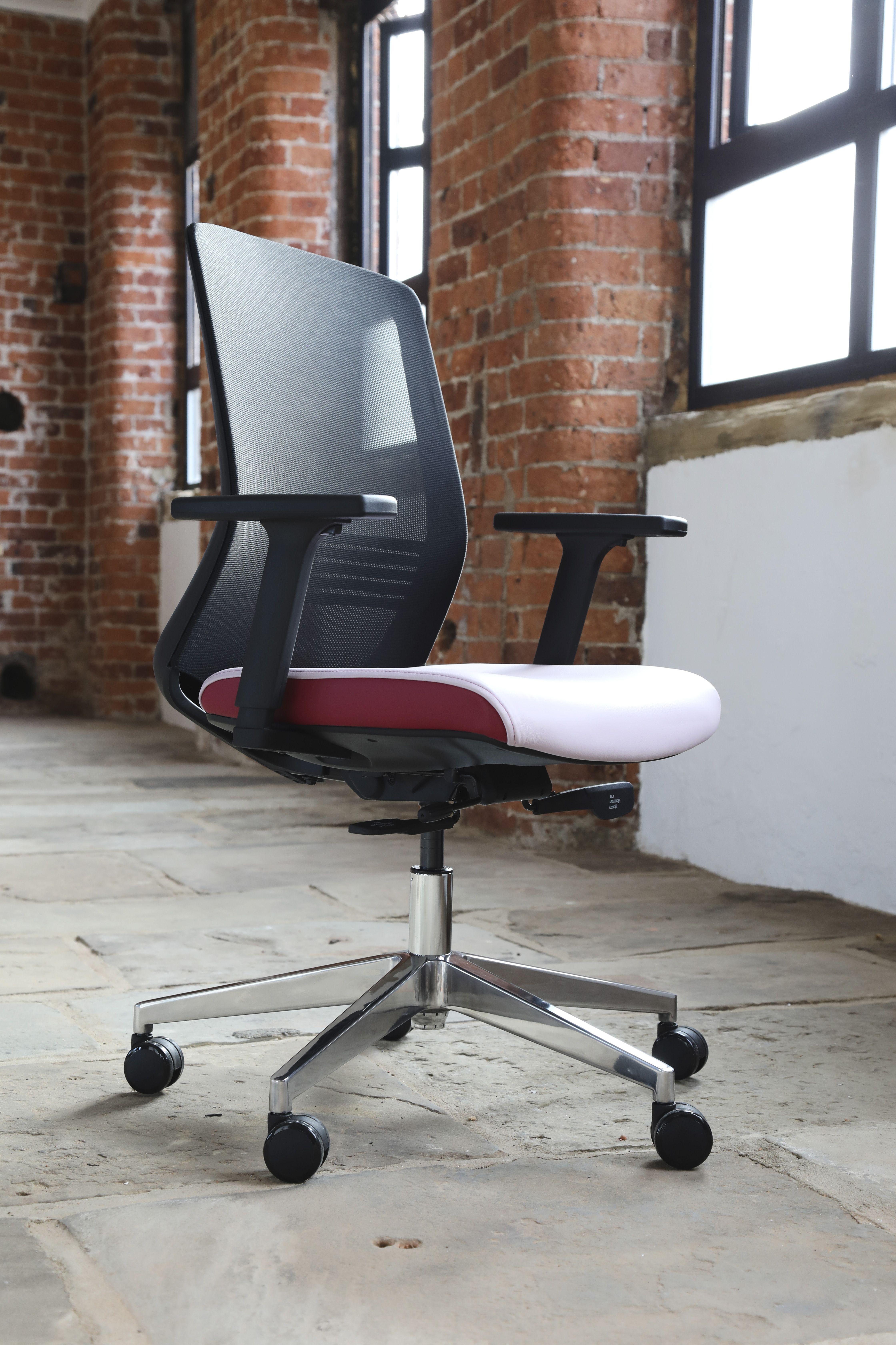 Vida Task Chair From Elite Office Furniture Office Furniture Uk