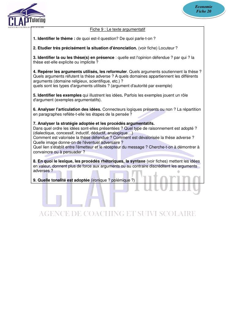 Epingle Sur C5 Lycee Franc4 Analyse Texte Litteraire Dissertation Pdf