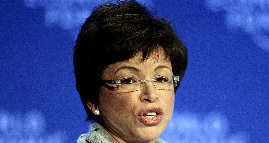 Valerie Jarrett Obama a Constitutional Law Scholar, He