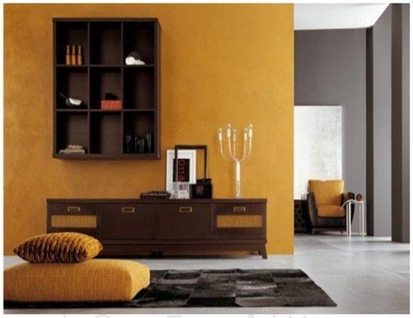 esempi-soggiorno-camera-da-letto-wenge-12 | Luoghi da ...