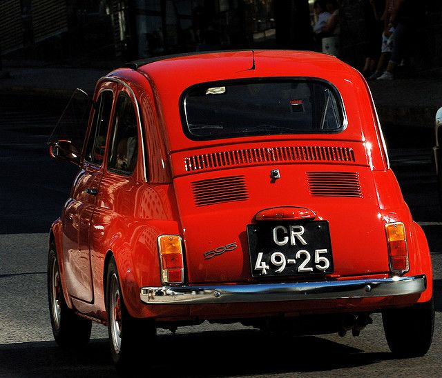 Fiat Cinquecento With Images Fiat Cinquecento