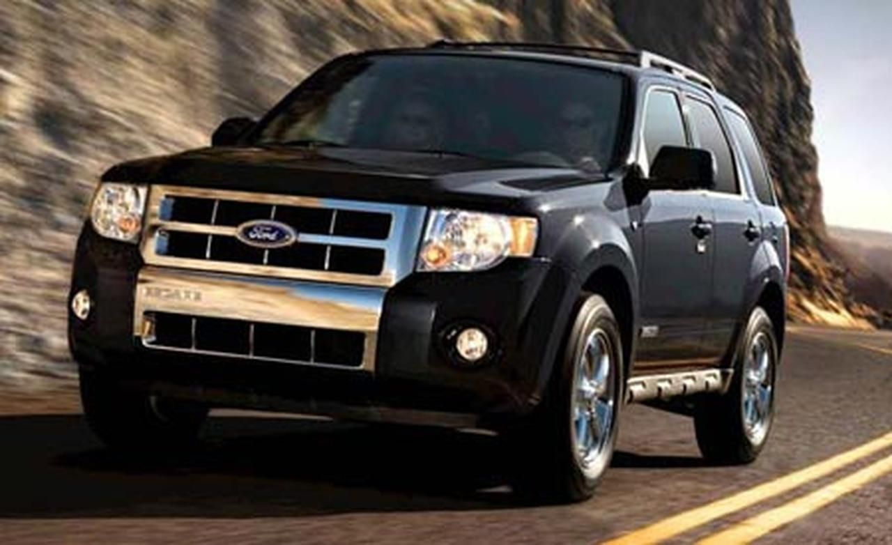 2008 Ford Escape Information And Photos Momentcar Ford