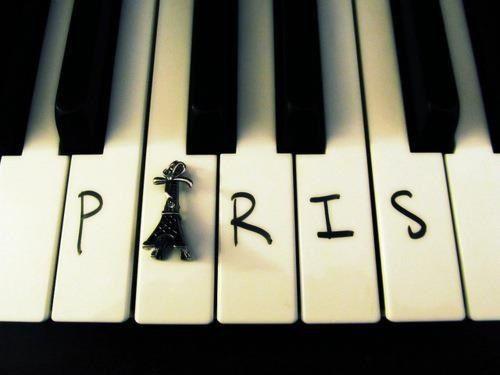 Paris sounds like music to my ears.