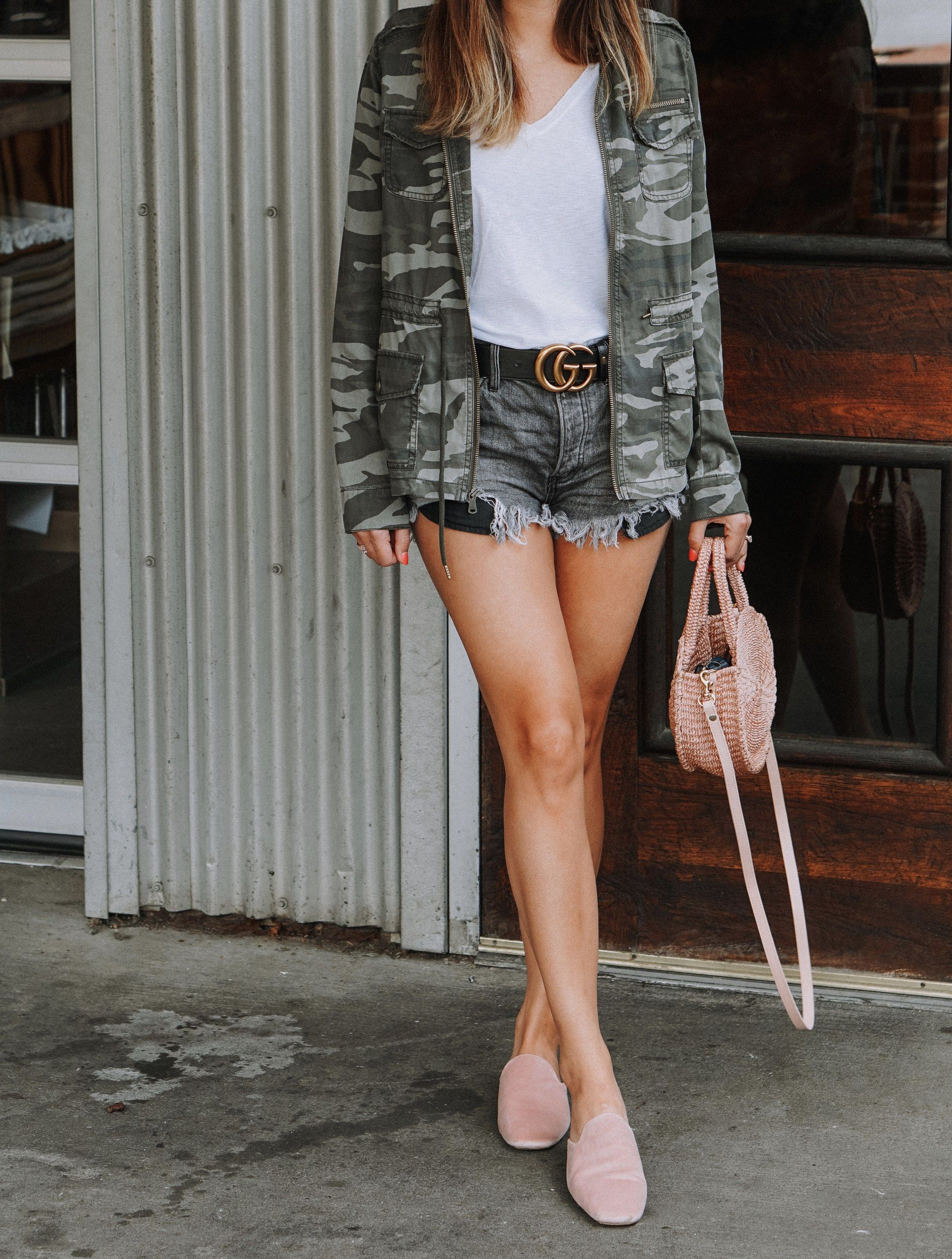 Ripped jeans flannel shirt  Fall  Fashion Trends  My Style  Pinterest  Camo Free