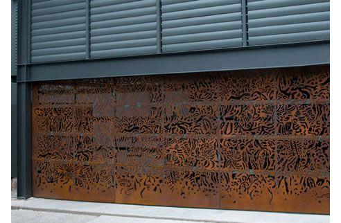 Perfect Designer Garage Doors From Graham Day Doors