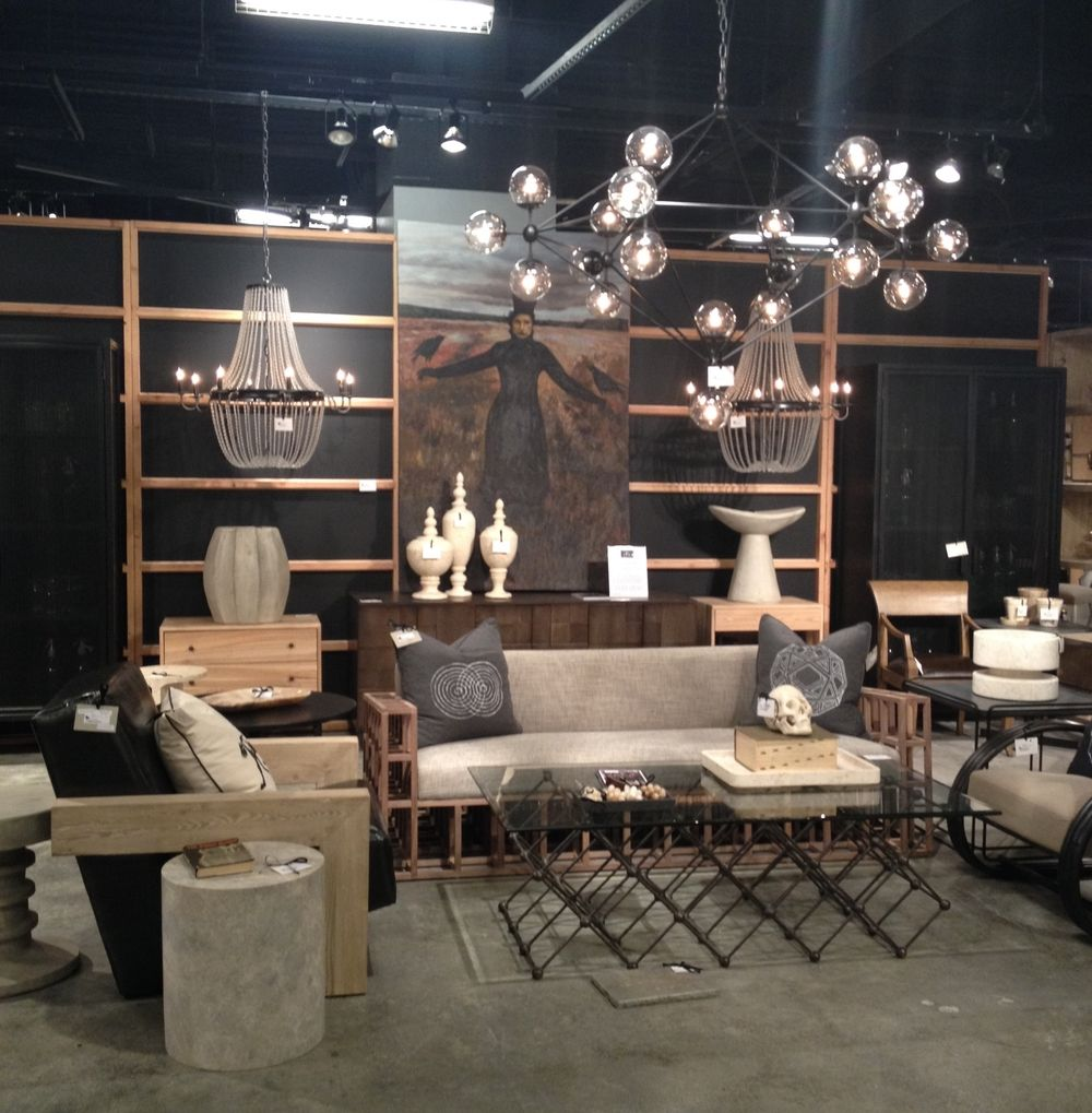 Las Vegas Market 2015 Vegas Showroom And Interiors