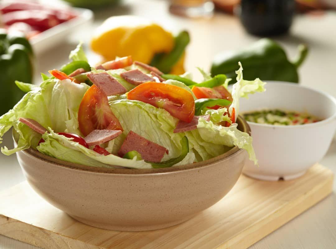 Salah Satu Appetizer Makanan Pembuka Di Ranah Kuliner Western Adalah Salad Menjadi Salah Satu Menu Favorit Sebagai Makanan Sehat Dan Food Vegetables Cabbage