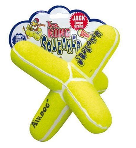 5 99 10 49 Fun And Bouncy Jack Shaped Dog Toy Constructed From
