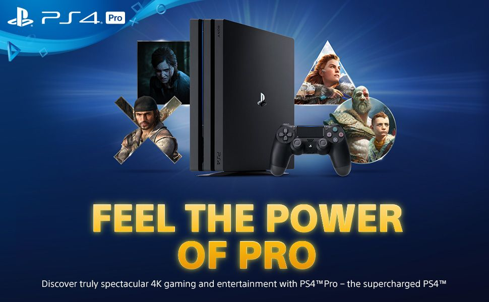 Sony Playstation 4 Pro 1tb Console Black Ps4 Pro Video Games Pc Playstation 4 Promo Codes Online