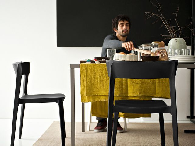 Sedie Skin design by Archirivolto   Stacking chairs and Smart design