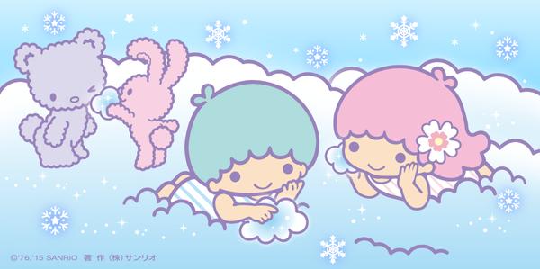 【2015.08】★ #LittleTwinStars
