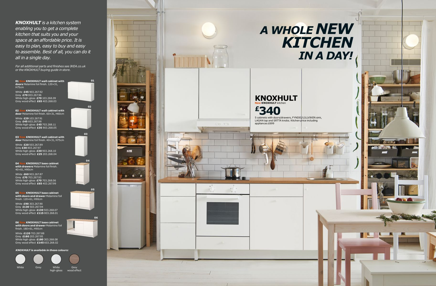 Kitchen Brochure 2017 Kitchen Remodel Design Ikea Kitchen Kitchen Sets