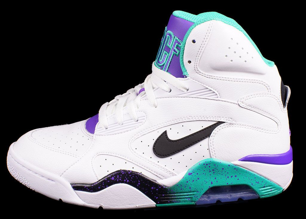 Dialecto brillante Publicación  Nike Air Force 180 Mid 'Grape' | Nike, Nike shoes outlet, Teal sneakers