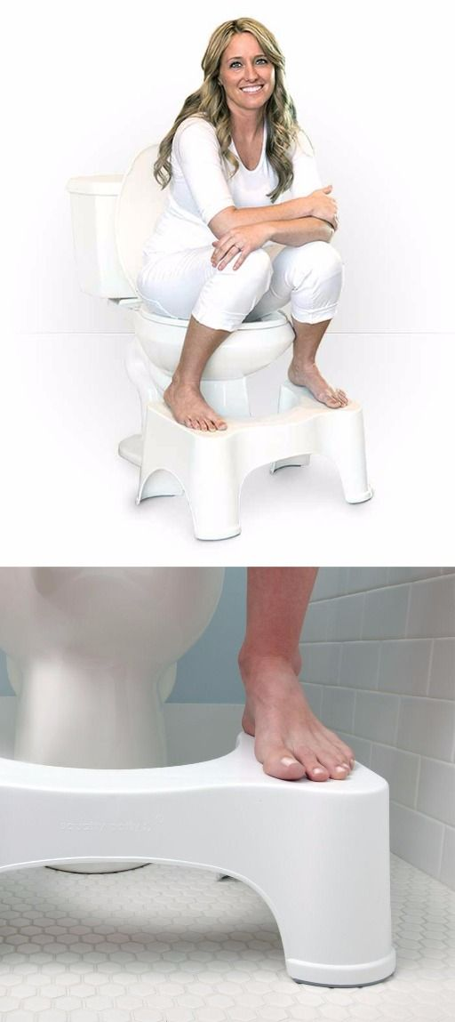 Squatty Potty The Original Bathroom Toilet Stool With Images