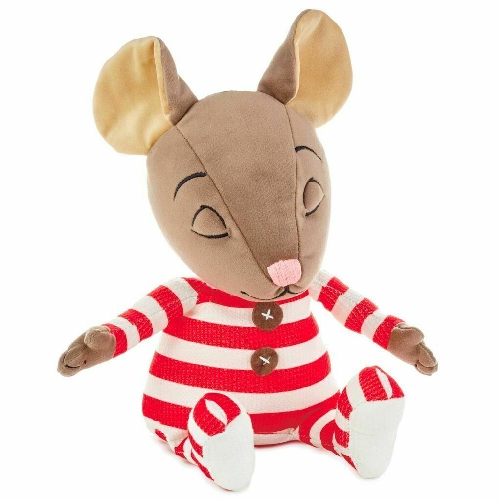 Hallmark Twas The Night Before Christmas Mouse 9 In