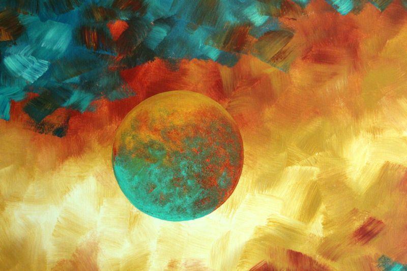 1-10-13 Stage II ~ The Moon