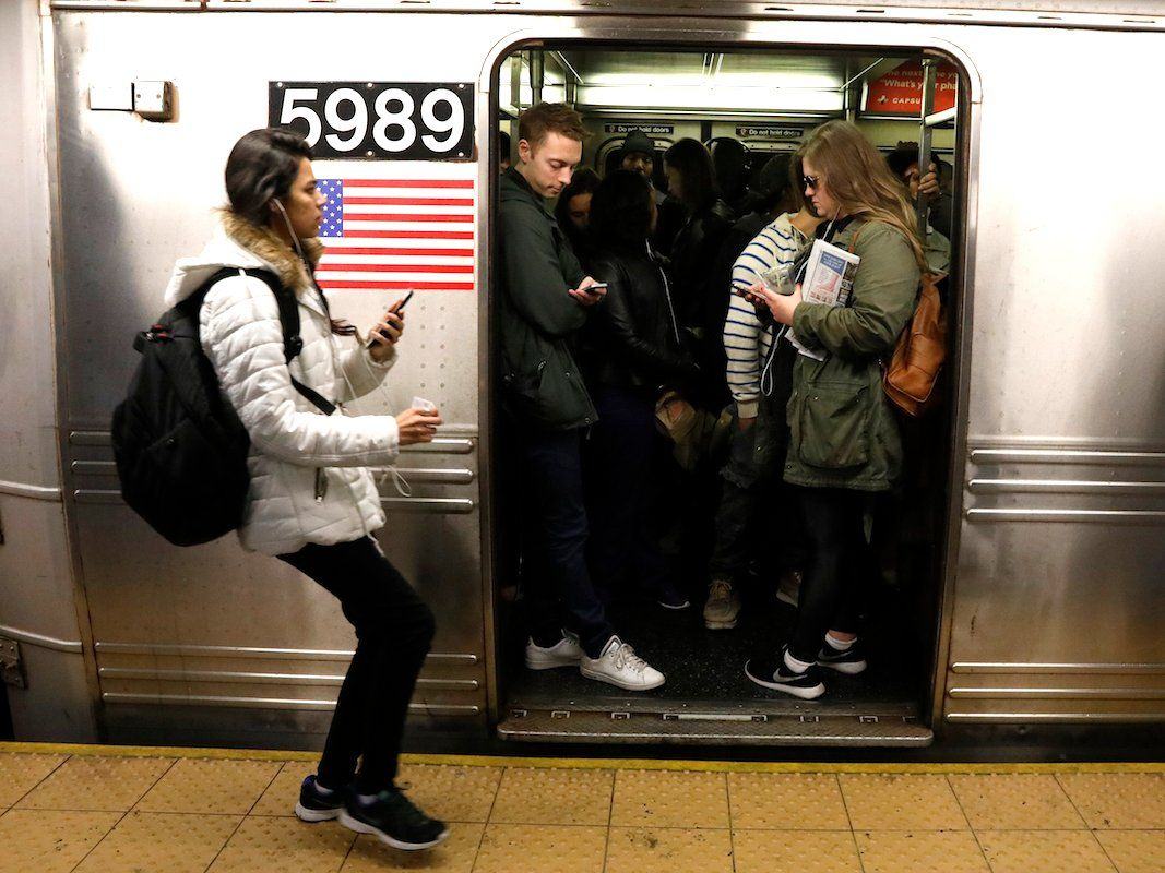 New York City MTA to verify subway delays for commuters