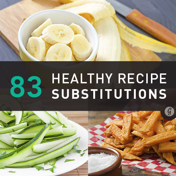 67 healthy recipe substitutions healthy recipes recipes and food 67 healthy recipe substitutions forumfinder Images