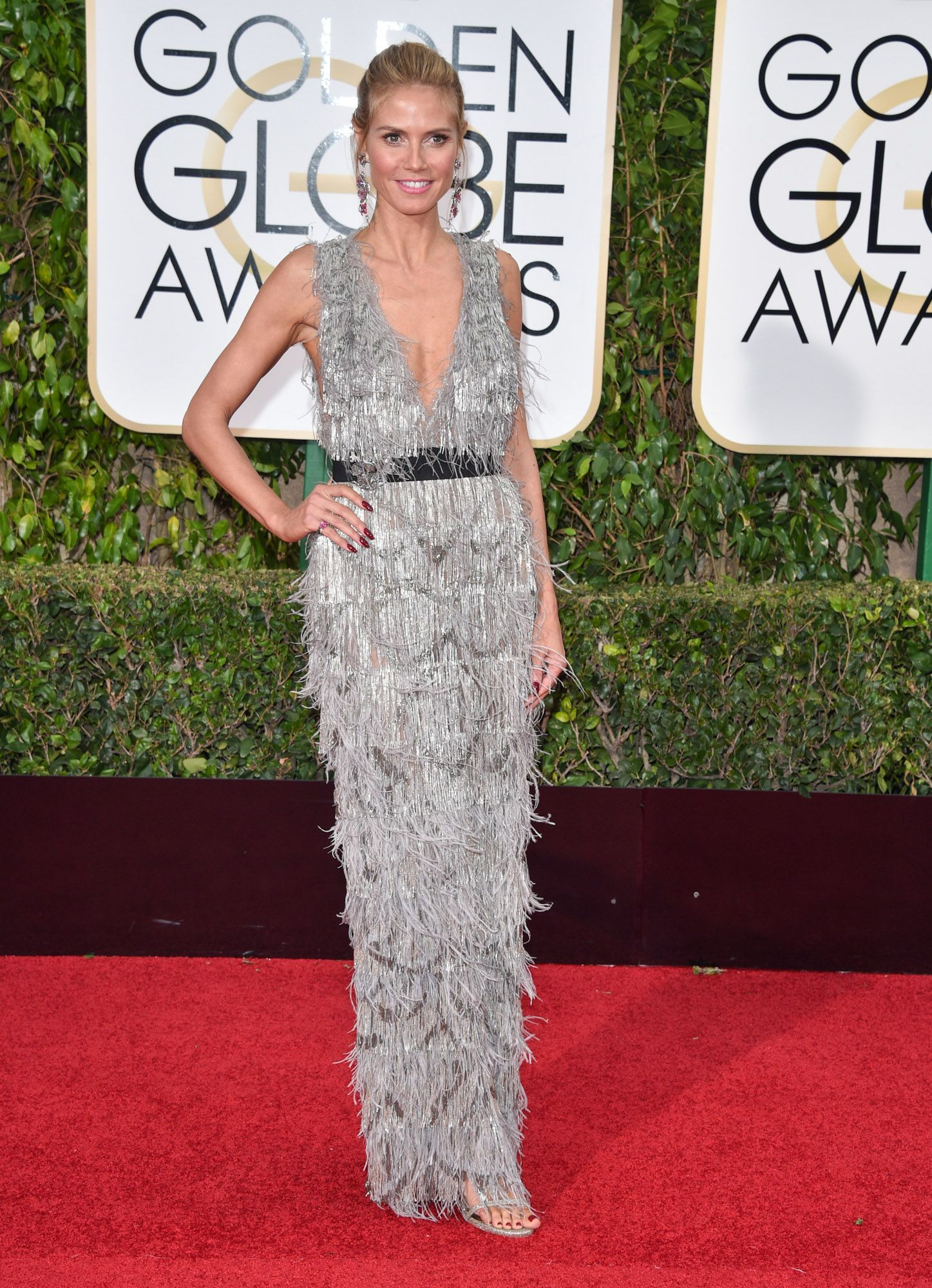 Best and worst dressed of the 2016 Golden Globe Awards