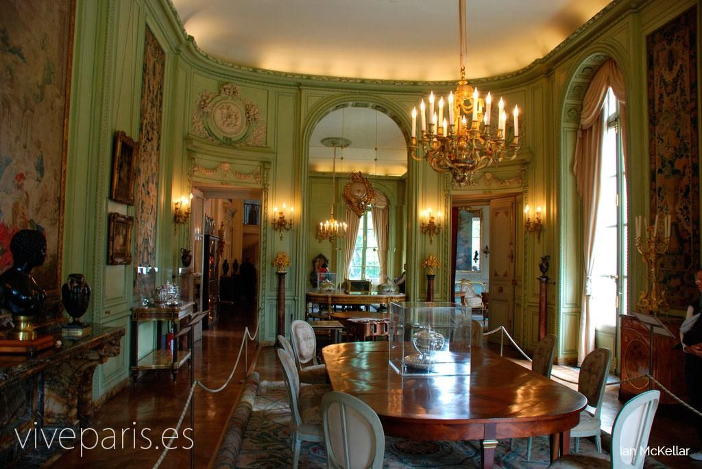 Museo Nissim de Camondo | Horarios y precios de este museo de París  #museum #art #paris
