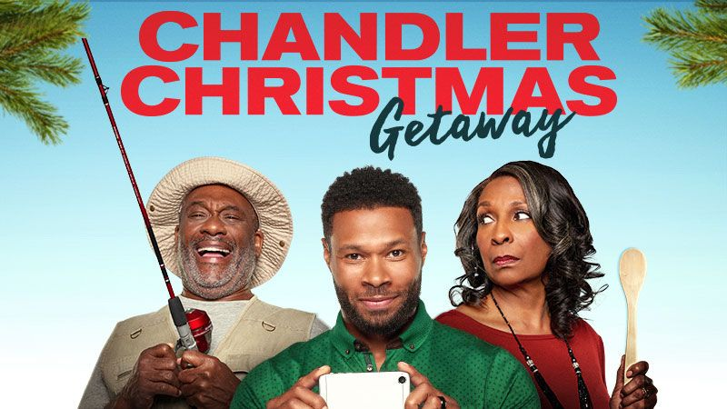 Chandler Christmas Getaway Movies Uptv Christmas Getaways African American Holidays Holiday Movie