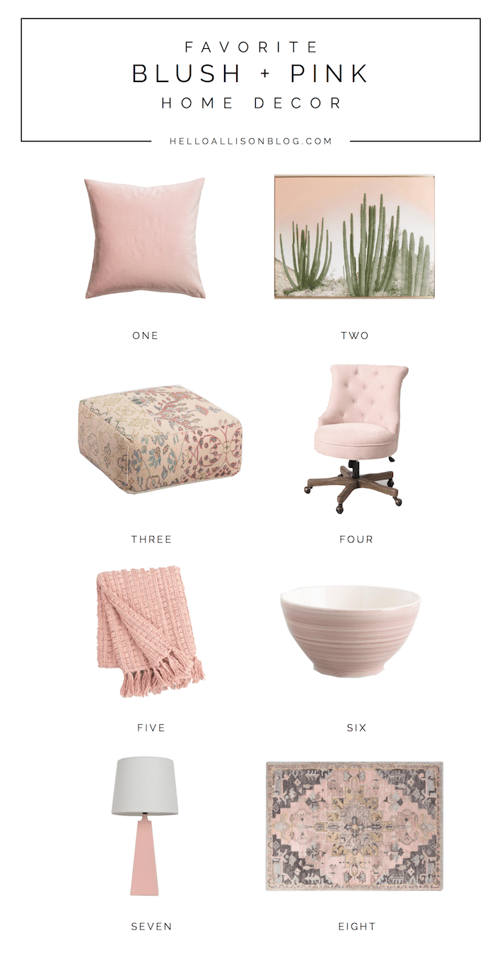 Blush Pink Home Decor Designed Simple Interior Design Living Room Warm Pink Home Decor Ome Decor