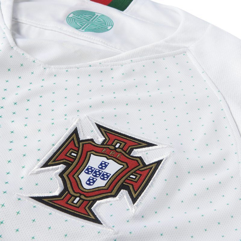714ea4b0b616e 2018 Portugal Stadium Away Men s Football Shirt - White