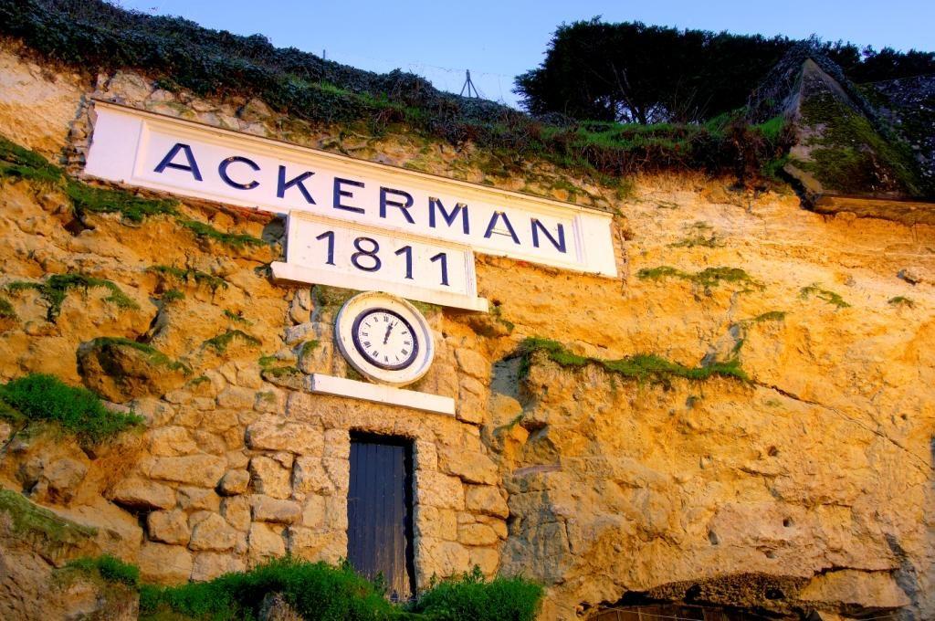 La Maison Ackerman