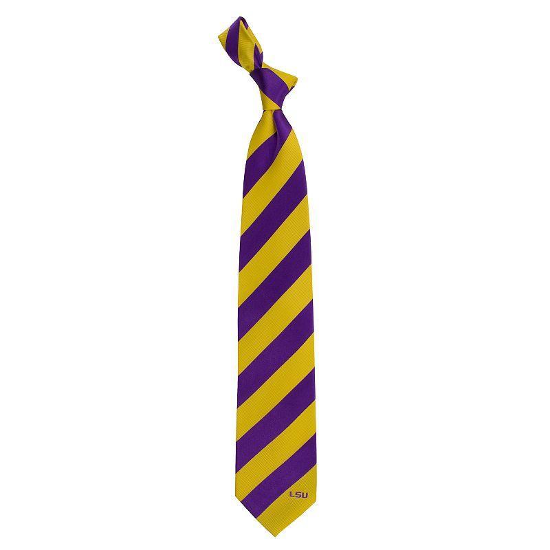 Men's Ncaa Regiment Tie, Multicolor