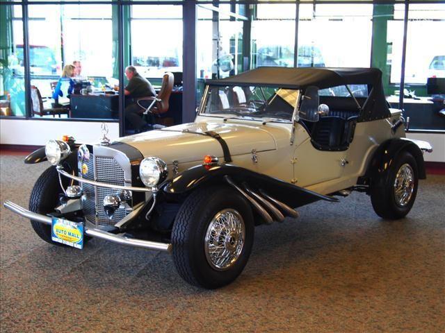 1929 Mercedes Benz Gazelle Ssk I Built A Replica Of This Car Same