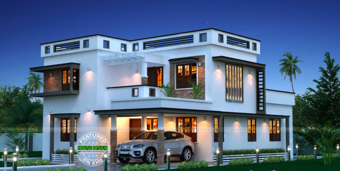 35 Beautiful House Designs To Choose