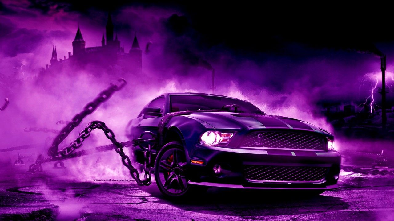 Cool Wallpapers Purple  Wallpaper Awesome Car Backgrounds -8231