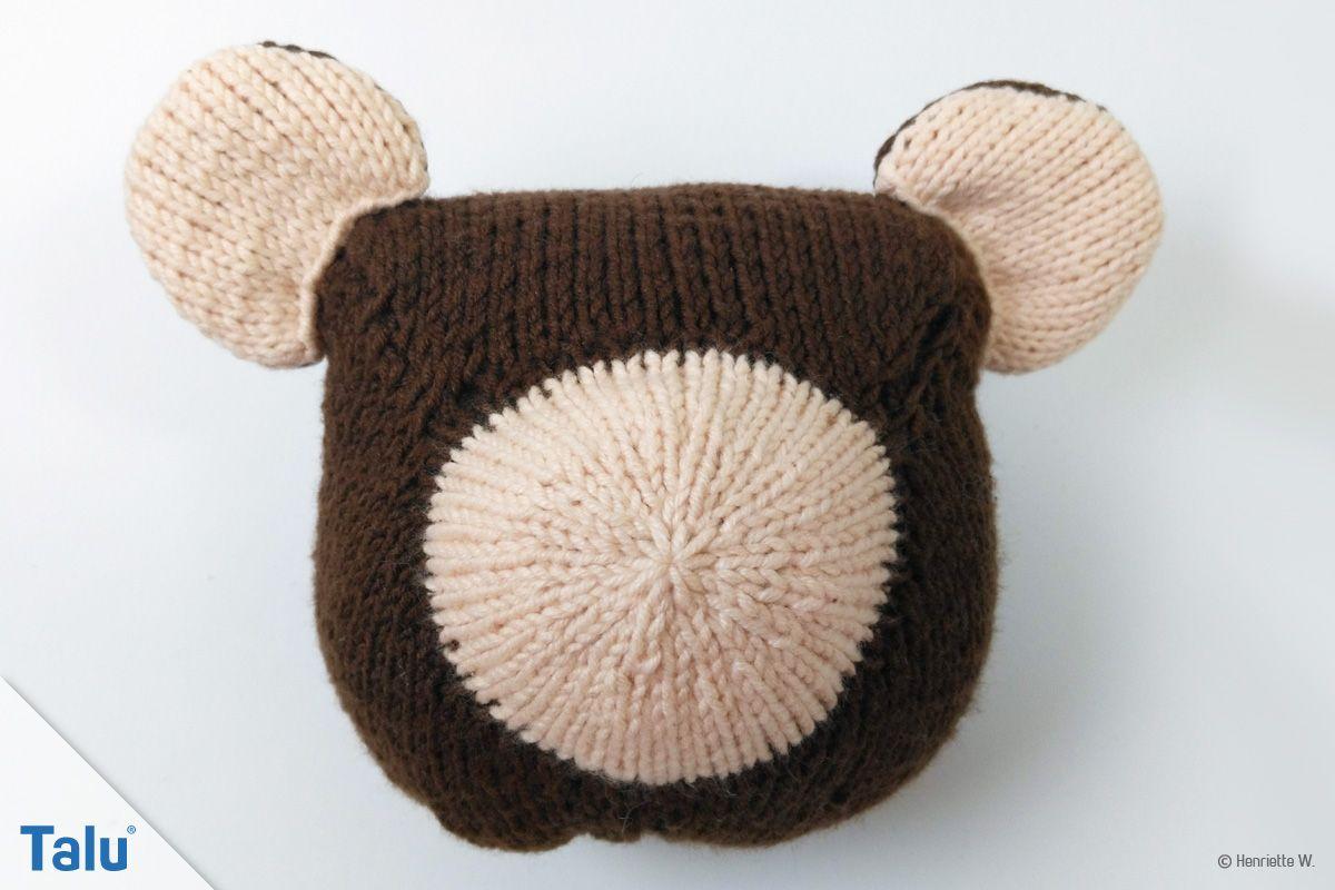 Teddy stricken - Kostenlose Anleitung für einen ...