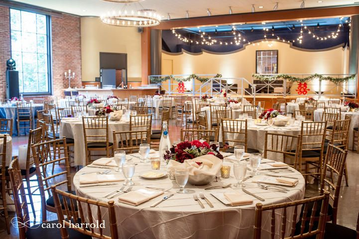 The Hall At Fauntleroy Hall Decor Seattle Wedding Venues