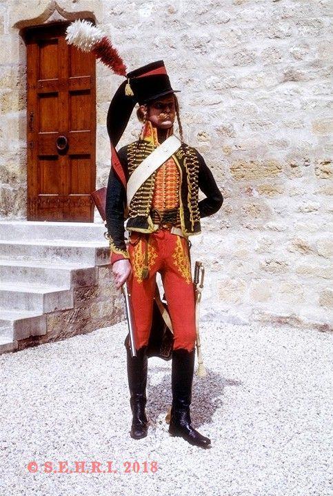 7e hussard r volution mus e de l 39 emp ri salon de provence for Spa uniform france