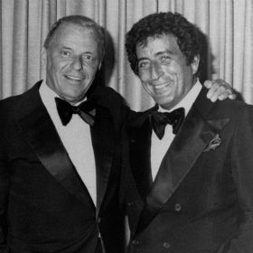 Frank Sinatra And Tony Bennett It Doesn T Get Much Better Than This Frank Sinatra Frank Sinatra My Way Cantantes