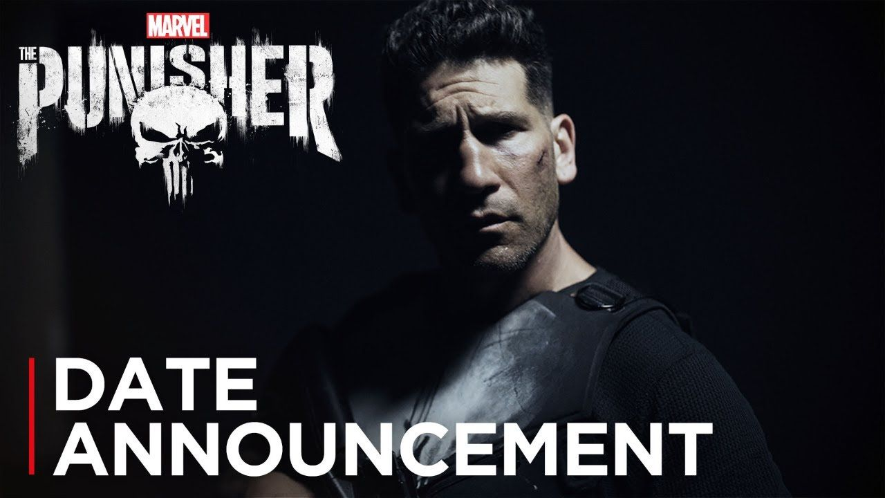Marvels The Punisher Season 2 Date Announcement Hd Netflix