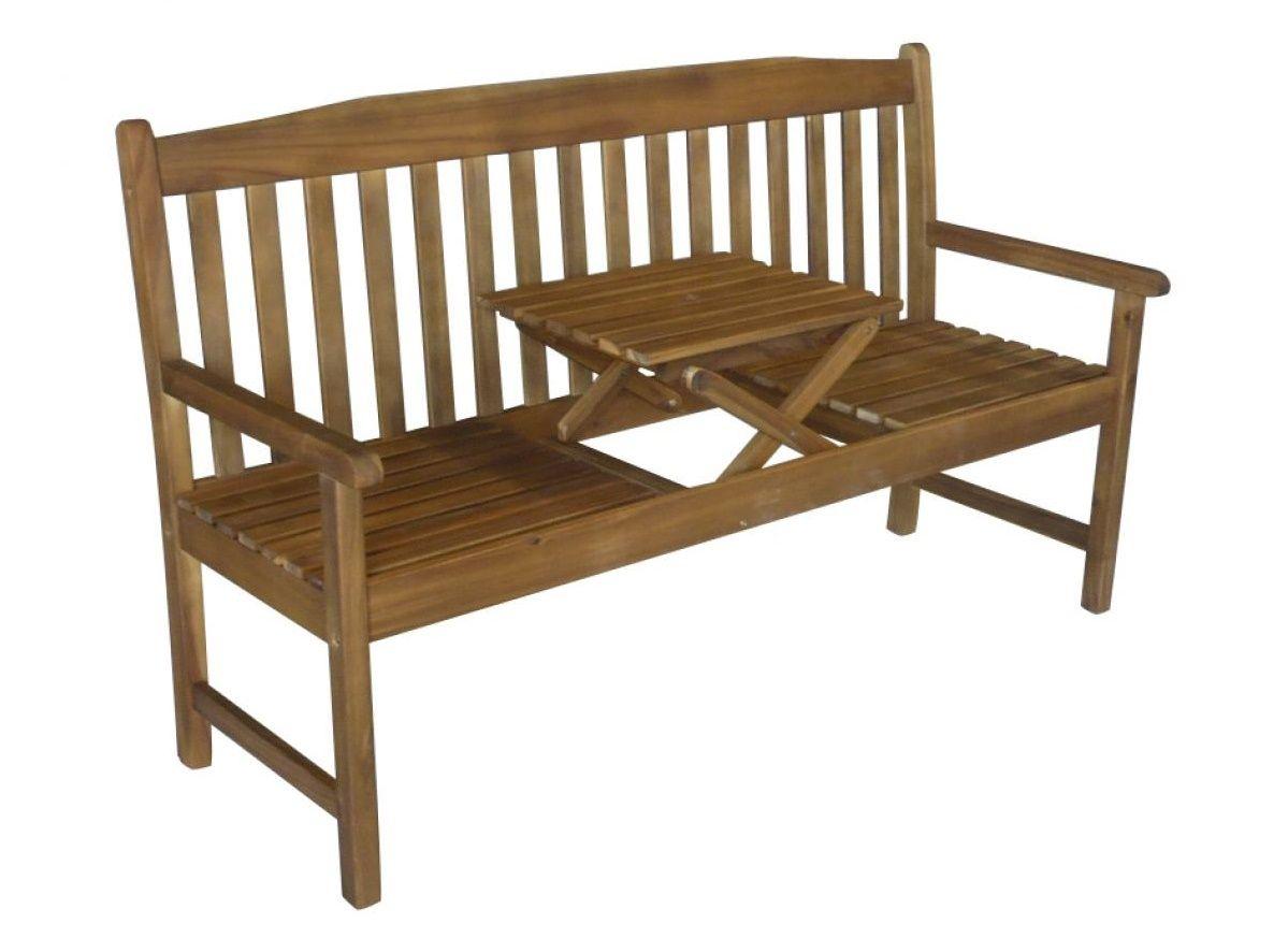Kleine Gartenbank Mit Tisch Colombo Bench Komfortabel Für