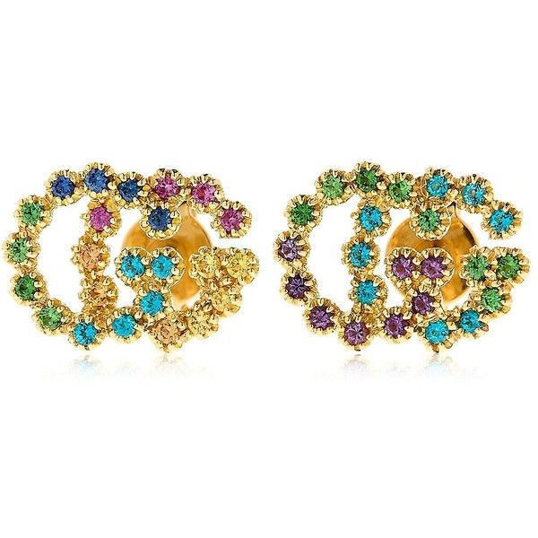 8ff64dcce5a Gucci Women Running G Stud Earrings (15