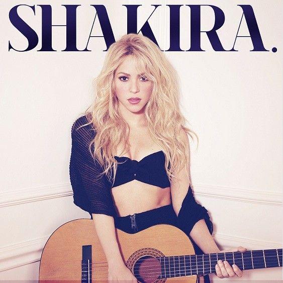 """Shakira - """"Shakira."""" (album review) http://www.examiner.com/review/album-review-shakira-settles-down-on-her-honest-and-heartfelt-self-titled-album"""